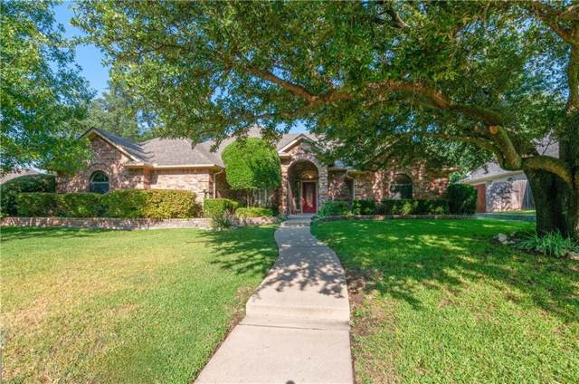3824 Snow Creek Drive, Fort Worth, TX 76008 (MLS #14133632) :: Lynn Wilson with Keller Williams DFW/Southlake