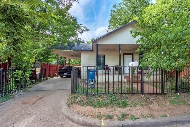 830 E 10th Street, Dallas, TX 75203 (MLS #14133649) :: Lynn Wilson with Keller Williams DFW/Southlake