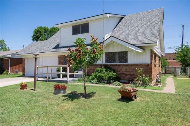 3520 Sunnydale Lane, Denton, TX 76209 (MLS #14133654) :: HergGroup Dallas-Fort Worth