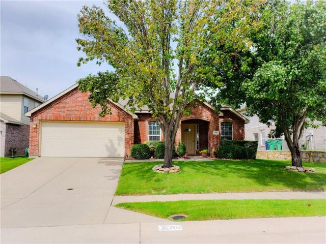 709 Piedmont Drive, Mckinney, TX 75071 (MLS #14133679) :: RE/MAX Town & Country