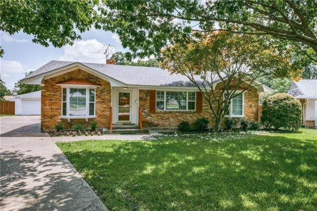 9640 Lynbrook Drive, Dallas, TX 75238 (MLS #14133682) :: Lynn Wilson with Keller Williams DFW/Southlake