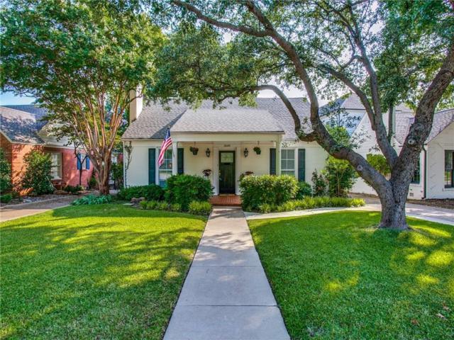 3608 Potomac Avenue, Fort Worth, TX 76107 (MLS #14133719) :: North Texas Team | RE/MAX Lifestyle Property