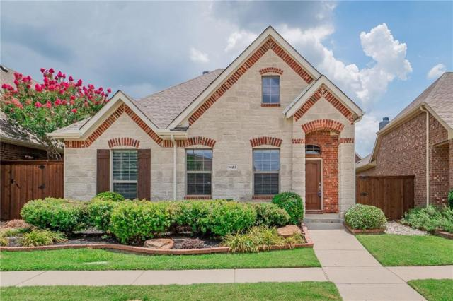1423 Petersburgh Place, Allen, TX 75013 (MLS #14133744) :: Lynn Wilson with Keller Williams DFW/Southlake