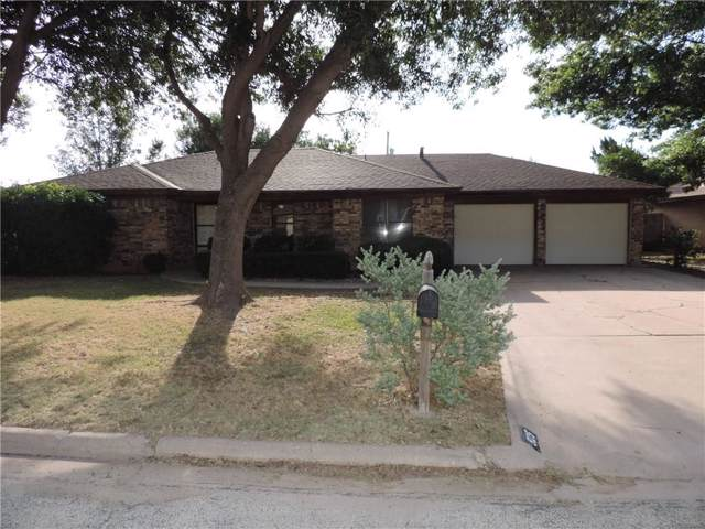 925 Evergreen Street, Abilene, TX 79601 (MLS #14133763) :: Century 21 Judge Fite Company