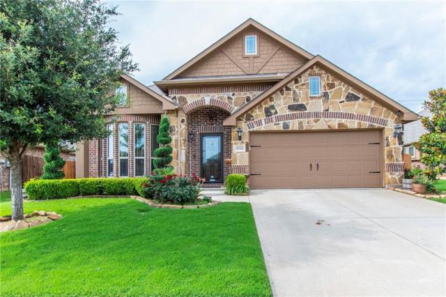 8320 Bonanza Street, Aubrey, TX 76227 (MLS #14133776) :: Real Estate By Design