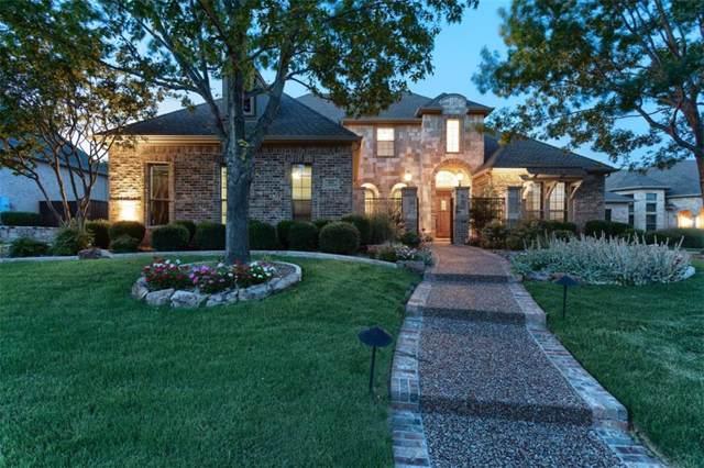505 Isleworth Lane, Mckinney, TX 75072 (MLS #14133778) :: RE/MAX Town & Country