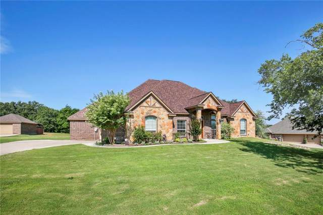 112 Meadow Arbor Drive, Weatherford, TX 76085 (MLS #14133791) :: Real Estate By Design
