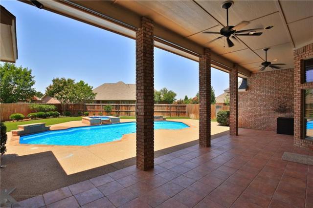 1207 Saddle Lakes Drive, Abilene, TX 79602 (MLS #14133796) :: The Tonya Harbin Team