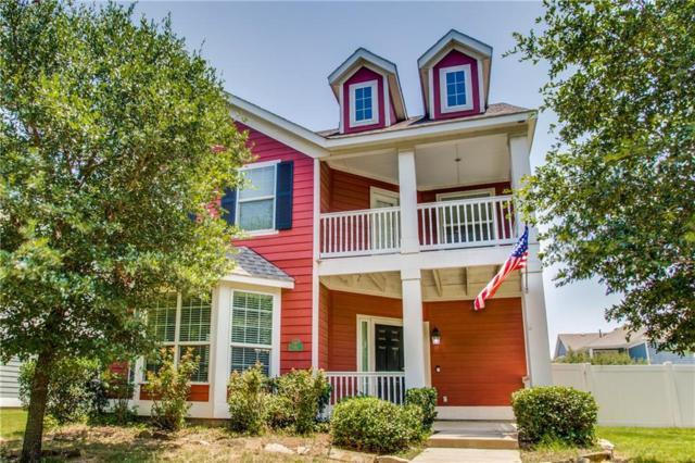 1912 Dr Sanders Road, Providence Village, TX 76227 (MLS #14133810) :: Real Estate By Design