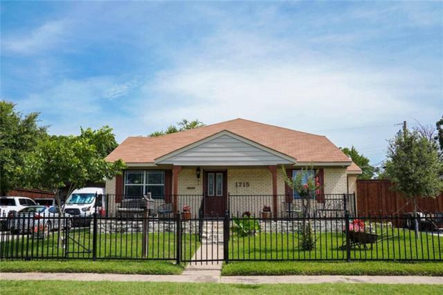 1715 Perryton Drive, Dallas, TX 75224 (MLS #14133817) :: The Star Team | JP & Associates Realtors