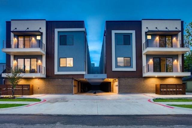 2222 N Moser Road #112, Dallas, TX 75206 (MLS #14133821) :: Van Poole Properties Group