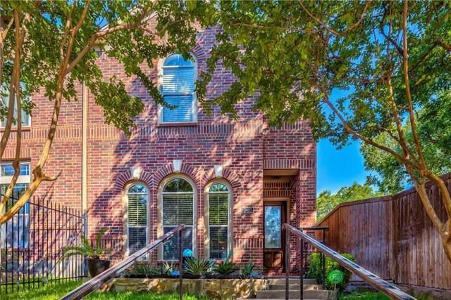 2407 Throckmorton Street, Dallas, TX 75219 (MLS #14133824) :: Kimberly Davis & Associates