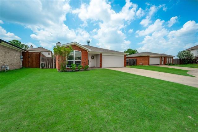 1020 Union Drive, Saginaw, TX 76131 (MLS #14133843) :: Lynn Wilson with Keller Williams DFW/Southlake