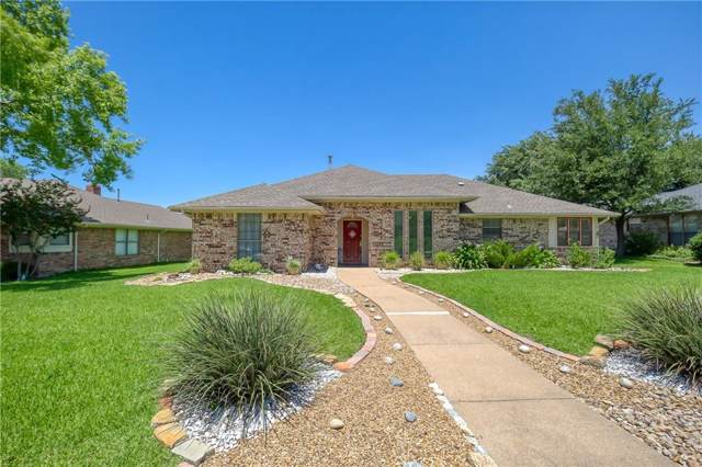 3723 Galloway Lane, Carrollton, TX 75007 (MLS #14133849) :: Lynn Wilson with Keller Williams DFW/Southlake