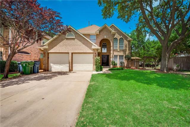 1820 Meyerwood Lane N, Flower Mound, TX 75028 (MLS #14133854) :: RE/MAX Town & Country