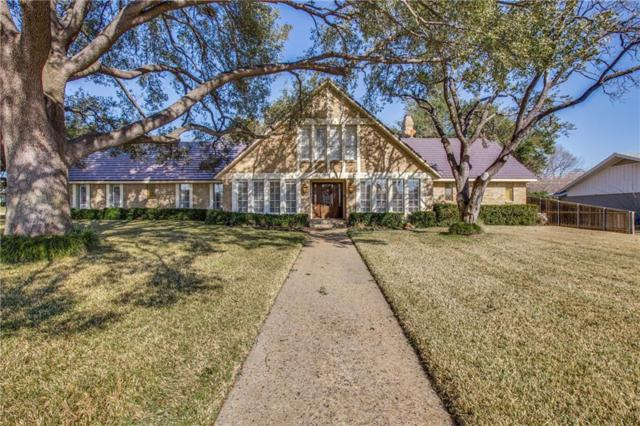 3807 Weeburn Drive, Dallas, TX 75229 (MLS #14133860) :: RE/MAX Town & Country