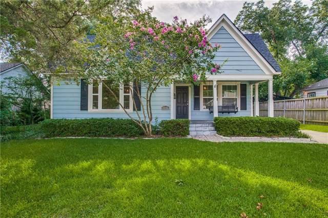 4242 Camden Avenue, Dallas, TX 75206 (MLS #14133867) :: Vibrant Real Estate