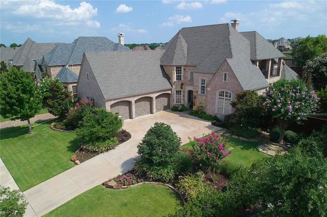 2800 Gareths Sword Drive, Lewisville, TX 75056 (MLS #14133871) :: Kimberly Davis & Associates
