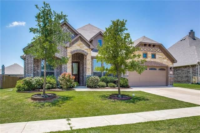 1145 Blue Sky Lane, Burleson, TX 76058 (MLS #14133895) :: RE/MAX Pinnacle Group REALTORS