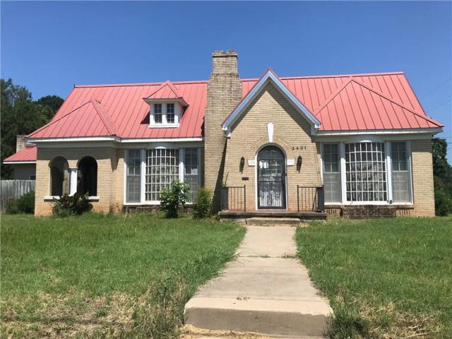 2401 Coggin Avenue, Brownwood, TX 76801 (MLS #14133906) :: Lynn Wilson with Keller Williams DFW/Southlake