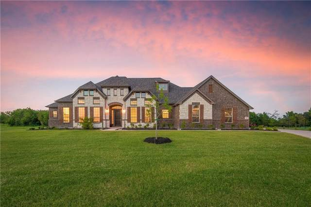 908 Yorkhouse Court, McLendon Chisholm, TX 75032 (MLS #14133911) :: RE/MAX Town & Country