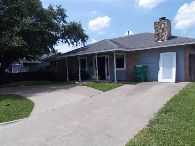 505 Cates Drive, Kaufman, TX 75142 (MLS #14133912) :: Lynn Wilson with Keller Williams DFW/Southlake