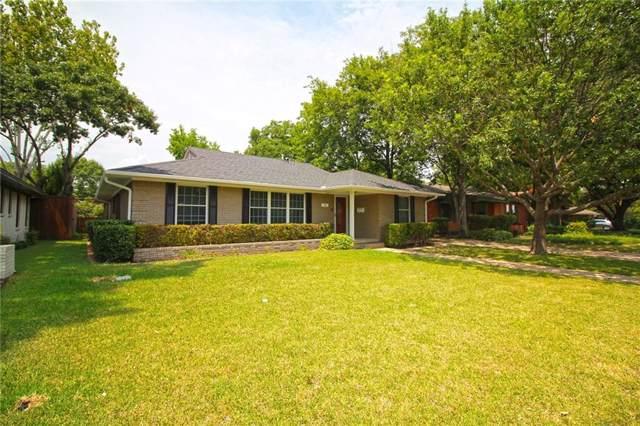 6903 E Mockingbird Lane, Dallas, TX 75214 (MLS #14133914) :: The Chad Smith Team