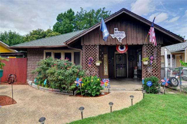 3444 Frazier Avenue, Fort Worth, TX 76110 (MLS #14133930) :: RE/MAX Town & Country