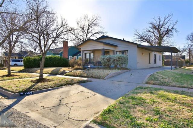 1358 Amarillo Street, Abilene, TX 79602 (MLS #14133935) :: Robbins Real Estate Group