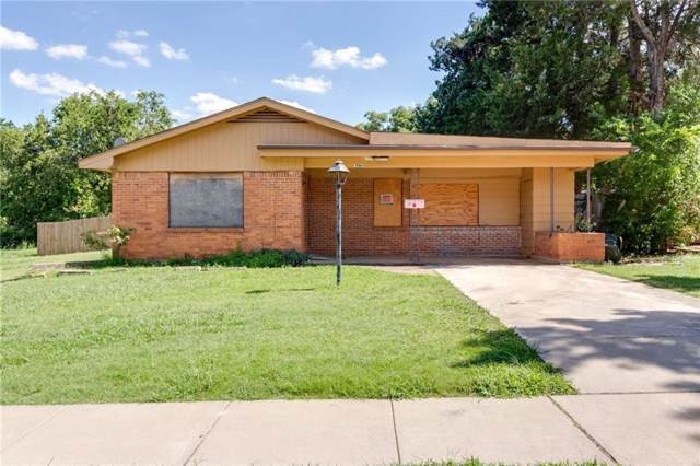 6430 Jerrell Street, North Richland Hills, TX 76180 (MLS #14133951) :: RE/MAX Town & Country