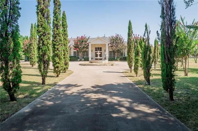 5107 Estate Lane, Parker, TX 75094 (MLS #14133956) :: Camacho Homes