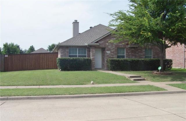 310 Valley Ridge Drive, Red Oak, TX 75154 (MLS #14133971) :: RE/MAX Town & Country