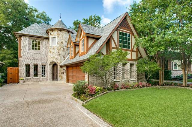 6024 Palo Pinto Avenue, Dallas, TX 75206 (MLS #14133977) :: RE/MAX Town & Country