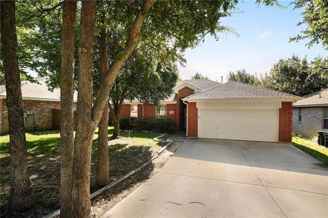 3909 Kirby Drive, Denton, TX 76210 (MLS #14133979) :: RE/MAX Town & Country