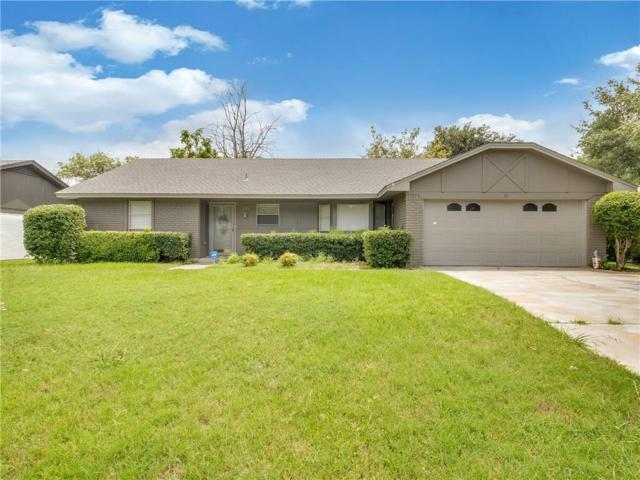 3505 Kelvin Avenue, Fort Worth, TX 76133 (MLS #14134002) :: The Mitchell Group