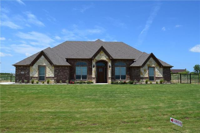 118 Esther Court, Millsap, TX 76066 (MLS #14134005) :: RE/MAX Town & Country