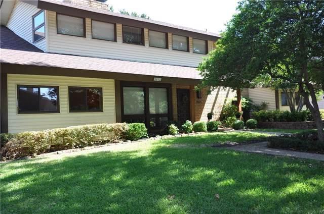 2813 Raintree Drive, Carrollton, TX 75006 (MLS #14134039) :: Lynn Wilson with Keller Williams DFW/Southlake