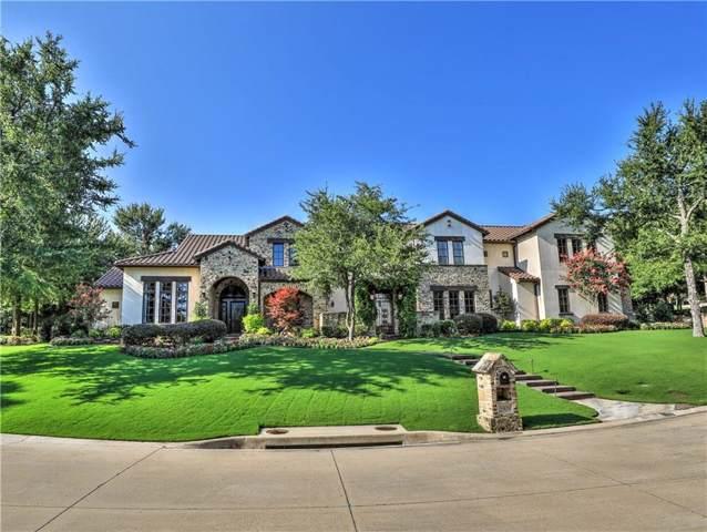 5909 Kittansett Court, Fort Worth, TX 76132 (MLS #14134059) :: Kimberly Davis & Associates