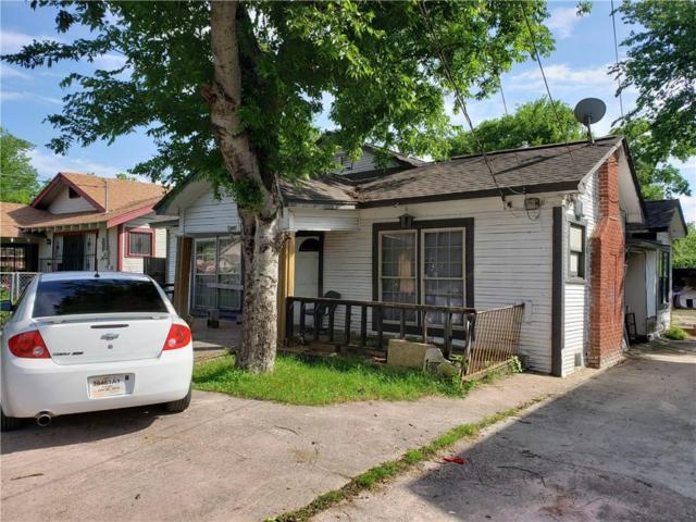 1333 S Fitzhugh Avenue, Dallas, TX 75223 (MLS #14134077) :: The Star Team   JP & Associates Realtors