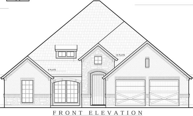112 Kentucky Drive, Willow Park, TX 76087 (MLS #14134123) :: The Real Estate Station