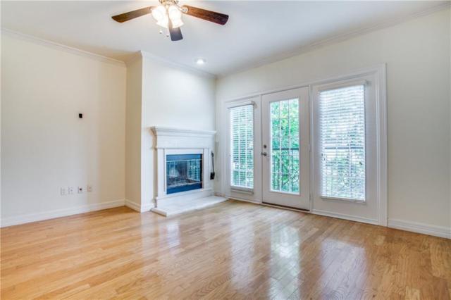 3400 Welborn Street #311, Dallas, TX 75219 (MLS #14134151) :: Van Poole Properties Group