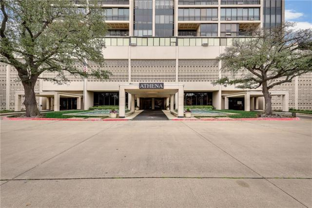 6335 W Northwest Highway #2011, Dallas, TX 75225 (MLS #14134157) :: Team Hodnett