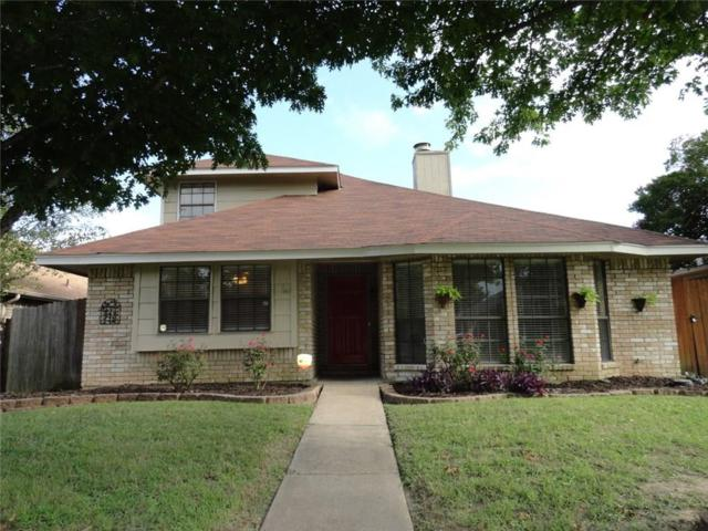 1116 Paintbrush Street, Mesquite, TX 75149 (MLS #14134201) :: RE/MAX Town & Country