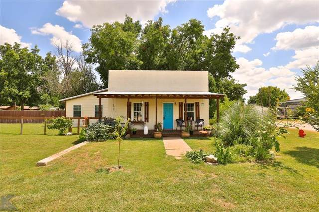 365 Graham Street, Tuscola, TX 79562 (MLS #14134219) :: Lynn Wilson with Keller Williams DFW/Southlake