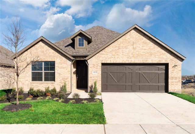 3713 Sweetclover Drive, Mckinney, TX 75071 (MLS #14134292) :: RE/MAX Town & Country