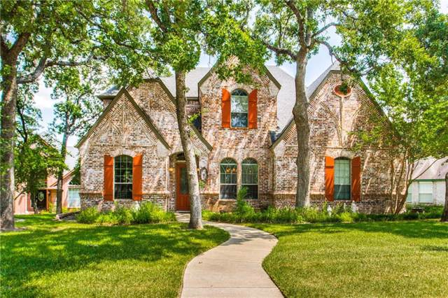 512 Topside Drive, Azle, TX 76020 (MLS #14134303) :: RE/MAX Town & Country