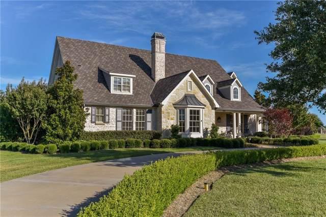 1201 Estate Drive, Ennis, TX 75119 (MLS #14134305) :: Vibrant Real Estate
