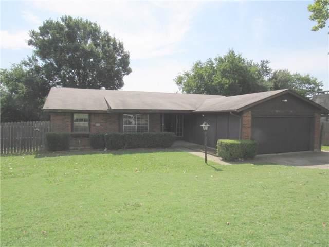 1023 Summit Circle, Carrollton, TX 75006 (MLS #14134322) :: The Rhodes Team
