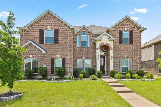 1020 Regal Bluff Lane, Desoto, TX 75115 (MLS #14134328) :: Roberts Real Estate Group