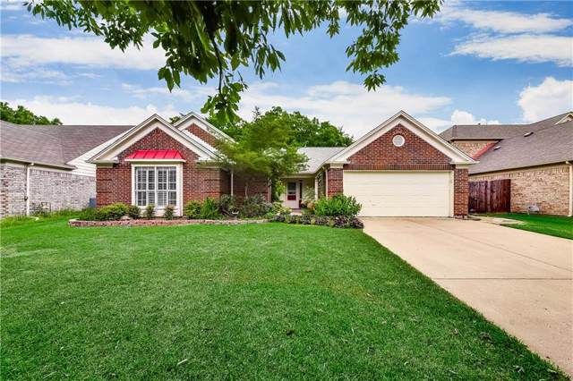 4442 Cabot Drive, Grand Prairie, TX 75052 (MLS #14134353) :: RE/MAX Town & Country